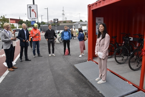 Mobilitetscontainer