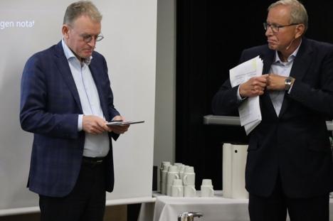 Entreprise_Dag Herrem og Gunnar Sørlie
