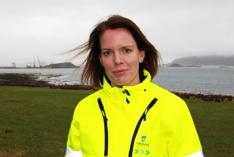 Mariannne Nærø prosjektleder Møre og Romdsal fylkeskommune