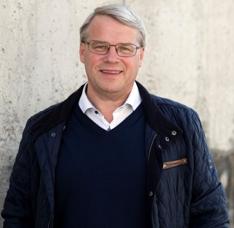Rolf L. Sjursen konsernsjef Berge Sag