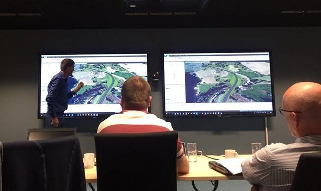 Jan Dokken i en ICE-sessjon hos AFRY