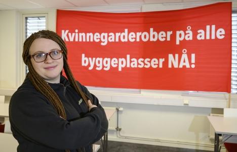 Kristine Wendt_EL og IT forbundet_8 mars 2020