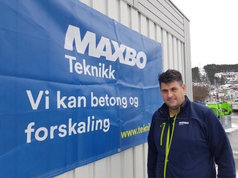 regionsjef Arthur Andre Størksen
